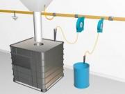 Enrouleur de mise à la terre ATEX - Mécanisme anti-retour - Rembobinage automatique