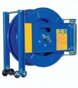 Enrouleur eau chaude - Sans tuyau - Acier haute pression