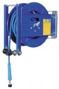 Enrouleur eau chaude haute pression - Pression : 400 bar - Température : 150°C