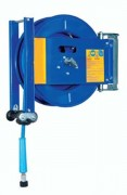 Enrouleur haute pression - Pour eau chaude - Tuyau renforcé HP.