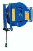 Enrouleur huile métallique - Diamètre tuyau (intérieur/extérieur) : 13 x 19 mm