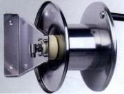 Enrouleur manuel acier simple bras - 3ENR800AVM951SS