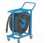 Enrouleur manuel de flexible - Capacité : 10 mètres de flexible