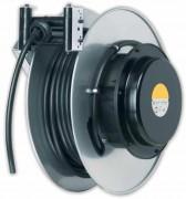Enrouleur motorisé touret couronne - Dimensions (l x P x H) : 1.800 x 1.450/2.050 x 1.500 mm