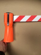 Enrouleur pour cône de signalisation - Balisage d'une surface jusqu'à 9 m² ou 20 m²