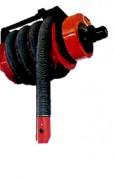 Enrouleur pour gaz d'échappement - Débit : 400 à 1500 M3/H