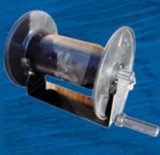Enrouleur pour tuyau haute-pression - Contenance : 100 mètres en 3/16