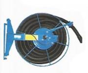 Enrouleur tuyau fixe - Capacité : 10 mètres de flexible