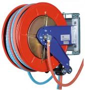 Enrouleur tuyau soudure - Diamètre tuyau (int/ext) : 10 x 17 mm - Gamme ISOFLAM