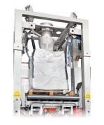 Ensacheuse Big Bag 40 sacs par heure - Jusqu'à 40 sacs à l'heure (sacs grand format de 1 000 kg)
