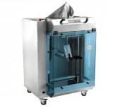 Ensacheuse d'emballage verticale semi automatique - Puissance maximale (Kw) : 0.5