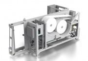 Ensacheuse par compression - Automatisée d'alimentation en sacs (Jusqu'à 5 sacs/min)