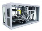 Ensacheuse sac à valve - Capacité : Jusqu'à 4 sacs/min -  Robotisée - Soudure ultrasons