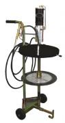 Ensemble de graissage mobile pour tonnelet - Longueur canne (mm) : 480 - 750 - 950.