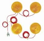 Ensemble quatre feu MULTI LIGHT LED 150 - Feu de présignalisation