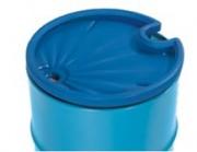 Entonnoir en polyéthylène pour fût - Pour fût 50 à 200 litres