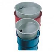 Entonnoirs pour fûts acier - Contenance (L) : 60 - 200