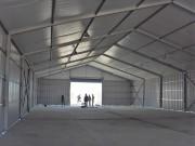 Entrepôt de production et de stockage - Largeur : de 15 m à 30 m