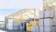 Entrepôt de stockage modulaire - Portée de 15 à 30 mètres