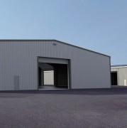 Entrepôt logistique démontable - 100% acier galvanisé, entièrement démontable