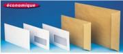 Enveloppe expédition courriers - Dimension (Lxl) mm  : de  11 x 220 à 229 x 324