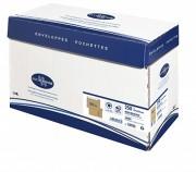Enveloppe kraft auto adhésive avec fenêtre - Format : 229 x 324 mm - avec fenêtre
