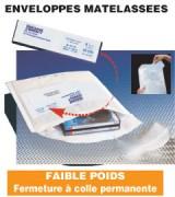 Enveloppes matelassées - Enveloppes matelassées