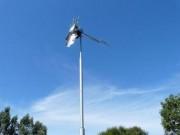 Eolienne pour aération d'eau - Aération : entre 4000 et 12000 m²