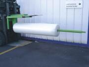 Eperon à moquette 400 kg - Dimensions hors tout (L x l x h) : 3250 x 620 x 630 mm