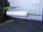 Eperon à moquette pour chariot élévateur - Charge maxi : 400 kg