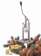 Eplucheur à ananas - En acier inoxydable - Hauteur ananas :  180 mm
