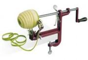 Eplucheuse de cuisine pour pomme - Longueur : 32 cm (longueur maximum : 43 cm) - Fixation serre joint
