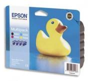 EPSON Pack de 4 cartouches jet d'encre pour RX420 C13T055640 - Epson