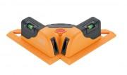 Equerre laser pro - Précision : ± 3 mm / 10 mClasse de laser : 2
