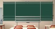 Equilibreur électrique pour tableau simple ou triptyque - Dimensions (H x l) cm : 100 x 200 - 120 x 200
