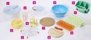 Equipement de cuisine - Article de cuisine en plastique