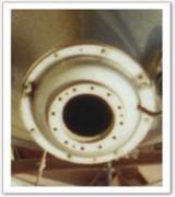 Equipement de fluidélisation - Cônes de fluidisation