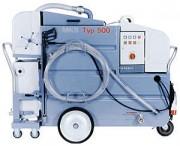 Equipement de nettoyage à haut rendements 500 Litres - Type 500