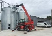 Convoyeur élévateur pour céréales - Large gamme de chariots élévateurs et convoyeurs