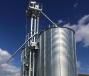 Silos de stockage des céréales - Manutention de grains et céréales 5 à 300 tonnes/heure