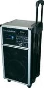 ERS enceinte portable VHF amplif. EP206 - 090843-62