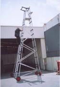Escabeau mobile travail en hauteur - Esca 3000