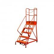 Escabeau technique industriel - Capacité : 160 kg