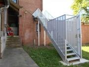 Escalier à volée droite - Toutes applications - Plusieurs configurations