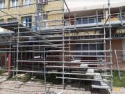 Escalier en acier - Hélicoidal