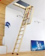 Escalier escamotable pliable - Charge maximale : 160 kg