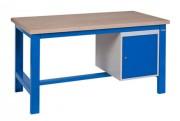 Établi d'atelier à bloc - Capacité de charge : 1000 kg