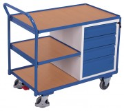 Etabli mobile d'atelier - Charge utile (Kg): 250