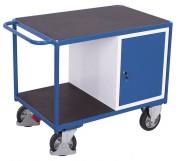 Etabli roulant d'atelier - Capacité de charge (Kg) : 1000