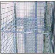 Etagère de roll conteneur - Dimensions (L x l x h) : 720 x 800 mm